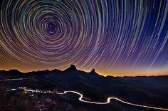 Vortex of Stars