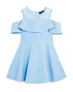 Little Girls' Dresses & Rompers (Size 2-6X) - Bloomingdale's