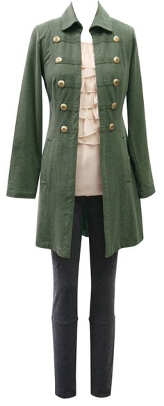 cabi-coat_check-cavilleri_jacket-le_femme_blouse-statement_cargo...in another color, of course.