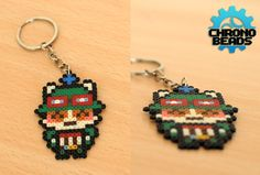 Teemo - League of Legends - LoL - Keychain - customizable