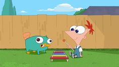 Billedresultat for phineas and ferb