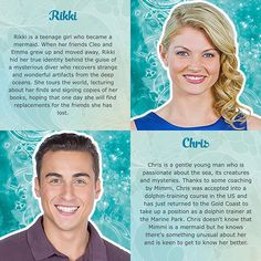 Mako Mermaids - Rikki and Chris