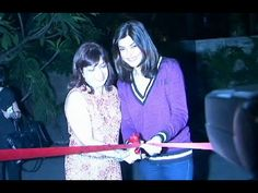 Sushmita Sen inaugurates new branch of Sohum Spa. Sushmita Sen, Spa, Youtube, Anime, Anime Shows, Youtube Movies