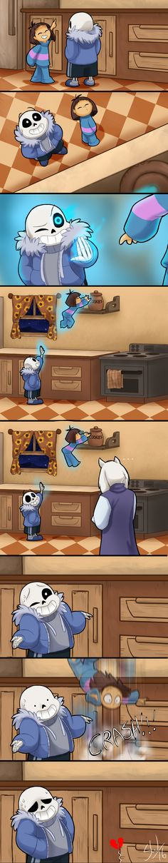 Undertale - Cookie Jar by TC-96.deviantart.com on @DeviantArt