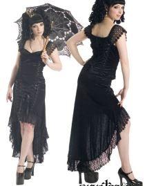 Page section  nos vêtements gothiques pour femmes au meilleur prix,  jupe,robe,top, toutes les plus grandes marques du milieu gothique