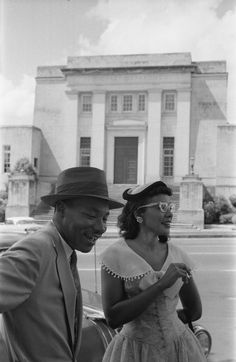 The Union of Martin Luther King Jr. and Coretta Scott King Black Girls Rock, Black Love, Black Is Beautiful, Black Style, Black Art, Coretta Scott King, Black Marriage, History Icon, Vintage Black Glamour