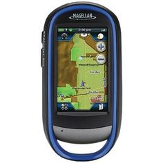 Buy Magellan eXplorist 510 GPS system with 3 inch touchscreen, MP camera, paperless geocaching and internal memory. Motorcycle Gps, Gps Tracking Device, Samsung, Gadget Gifts, Geocaching, Gps Navigation, Tech Gadgets, Hiking, Shopping