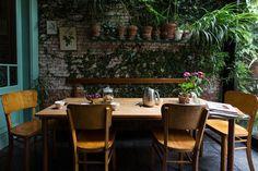 Simple gardening // urban jungle in Antwerp...