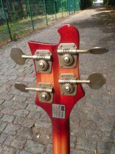 Vintage Ibanez Rickenbacker Lawsuit Bass 1976 Fender Saiten in Berlin - Kreuzberg | Musikinstrumente und Zubehör gebraucht kaufen | eBay Kleinanzeigen