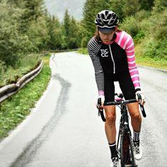 """23805e3c461ec3  thisiscambridge on Instagram  """"It s a personal thing. Its just you and the  road.  àbloc  ticcc  higherfurtherfaster  tickit"""". Womens Cycling KitCycling  ..."""