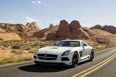 Mercedes SLS Black Series