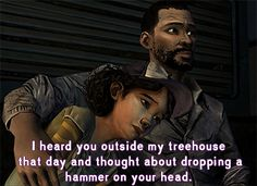 the walking dead clementine gif - Google Search #TheWalkingDeadVideoGame