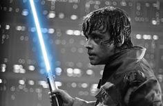 Luke Skywalker my favorite Star Wars character <3