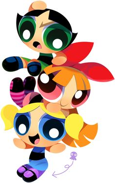 The Powerpuff Girls Cartoon Wallpaper Iphone, Cute Cartoon Wallpapers, Cute Wallpaper Backgrounds, Girl Wallpaper, Girl Cartoon, Cartoon Art, Powerpuff Girls Wallpaper, The Powerpuff Girls, Desenhos Cartoon Network