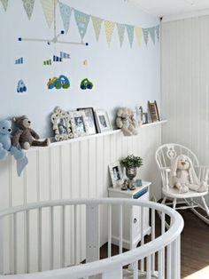 Ideias de decoração para quartos de bebê! - Jeito de Casa