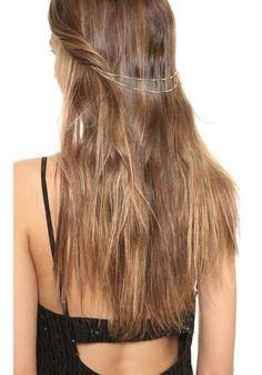 Serefina Delicate Hair Piece