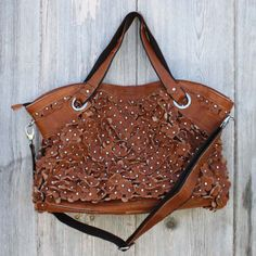 Willow Leather Tote...