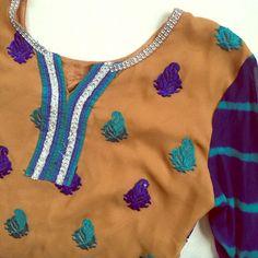 Indian Sari Dress, Pants & Scarf