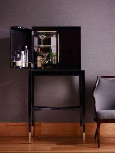 Bar des Elixirs   The Jacques Garcia Collection   Baker Furniture