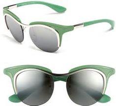 Doctor Mr Eyes - prada vinatge glasses