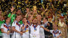 FIFA World Cup 2014 champion: Germany