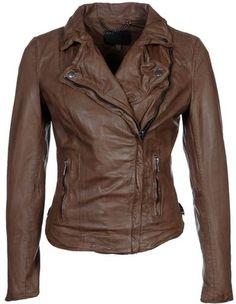 muubaa MONTERIA BIKER Leather Jacket