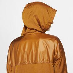 Nike Sportswear Windrunner Women's Cargo Jacket - Brown Cargo Jacket, Nike Jacket, Nike Sportswear, Casual Chic, Icon Design, Hoodies, Jackets, Running, Street