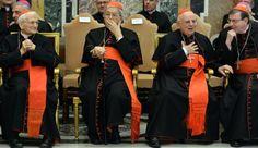 """Mi blog de noticias: El Papa: """"Las enfermedades de la curia han causado..."""