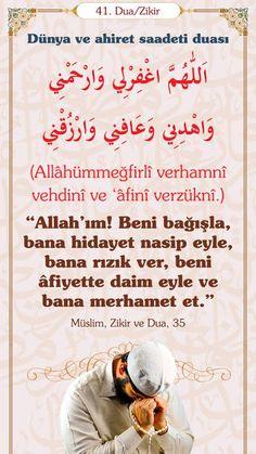 Dogan yılmaz - Google+ Prayer For The Day, Sweet Words, Islam Quran, S Word, Alhamdulillah, Prayers, Religion, Inspirational Quotes, Life
