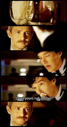 Sherlock | The Empty Hearse