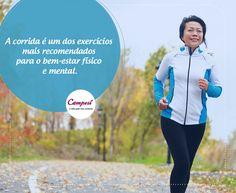 Em qualquer hora e em qualquer lugar, basta disposição! Além de ajudar a perder peso, definir pernas, bumbum e barriga, é uma atividade que contribui para a diminuição do stress e dos sintomas da TPM. Você gosta de correr?