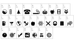 symbols - Google Search