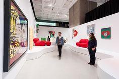 art gallery design - Google Search