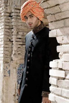 This is the image gallery of Pakistani Stylish Groom Sherwani Wedding Dresses 2014. You are currently viewing Pakistani Dulha Dress 2014. All other images from this gallery are given below. Give your comments in comments section about this. Also share stylehoster.com with your friends.