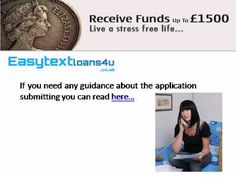 Follow Some Simple Steps And Get #Loan By #Mobile SMS @ https://www.youtube.com/watch?v=yHKtpS-npzc&feature=youtu.be