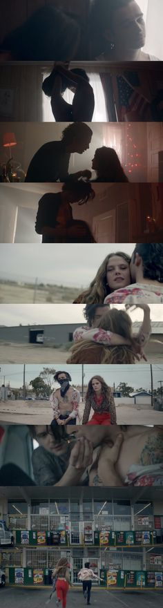 the 1975, robbers. now this is a music video. A little sketchy, but truly has a lot of worth.