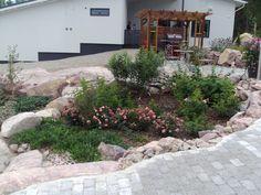Asuntomessut 2013 Finland, Sidewalk, Gardens, Cottage, Patio, Outdoor Decor, Summer, Home Decor, Summer Time
