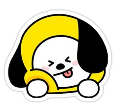Tumblr Stickers, Cool Stickers, Printable Stickers, Journal Stickers, Planner Stickers, Cartoon Wallpaper, Bts Wallpaper, Bts Emoji, Bts Drawings