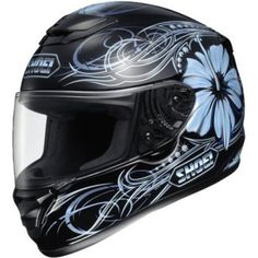 SHOEI - Womens Qwest Goddess Full-Face Motorcycle Helmet - Full-Face - Motorcycle Helmets - Biker - CycleGear - Cycle Gear