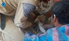 Aleppo residents tell of onslaught as airstrikes enter second day 09.23.16 'Anger has filled everyone who remains in this city of rubble … God curse humanity if this is what it has become,' says nurse