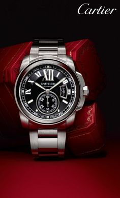 Cartier Men's watch Exquisite