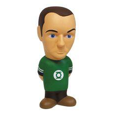Diamond Select SD Toys Big Bang Theory Sheldon Cooper 16-inch Stress Doll