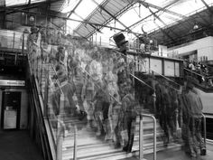 the photographic art of Alexey Titarenko Distortion Photography, Movement Photography, A Level Photography, Human Photography, Documentary Photography, Photography Projects, Street Photography, Walker Evans, Multiple Exposure