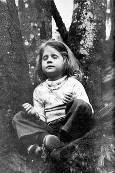Vintage Yoga 1970 Photograph...Vintage~~~