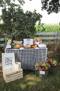 Farmer's market 1st birthday party | Wedding & Party Ideas | 100 Layer Cake