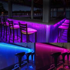 Best prices on Light Strip Kit, 300 LEDs 5050 SMD 60 Multicolor LED Light Strip With Remote Decoration for Garden Home Kitchen Bar Party Holiday Festival. Led Room Lighting, Bar Lighting, Strip Lighting, Lighting Ideas, Event Lighting, Kitchen Lighting, 12v Led Strip Lights, Small Led Lights, Color Changing Rope Lights