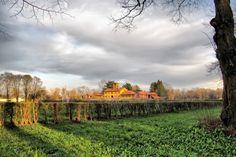 Scuola Agraria del Parco di Monza - Cascina Frutteto (Monza, Italy) - www.monzaflora.it