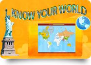 Free world maps jig saw puzzles