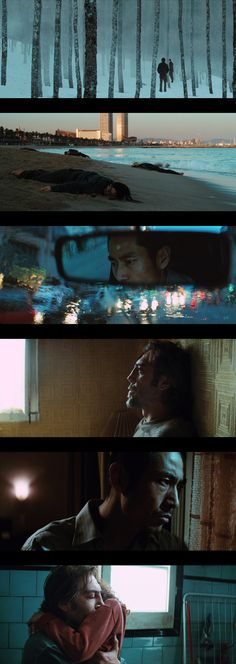 Biutiful (2010)  Directed by Alejandro González Iñárritu  Cinematography by Rodrigo Prieto