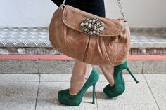 Love The Fabulous: Romantic Flowers Romantic Flowers, Ysl, My Bags, Miu Miu, Bucket Bag, Yves Saint Laurent, Personal Style, Shoes, Fashion